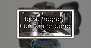 Digital Photography – A Wide Scope for Business