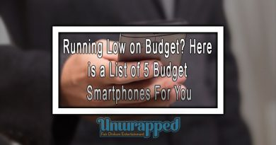 Running Low on Budget Here is a List of 5 Budget Smartphones For You