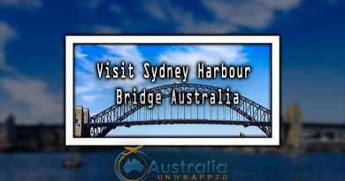 Visit Sydney Harbour Bridge Australia