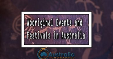 Aboriginal Events and Festivals in Australia