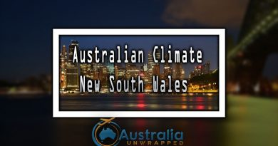 Australian Climate New South Wales