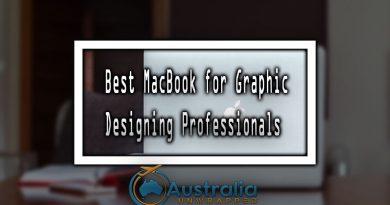 Best MacBook for Graphic Designing Professionals