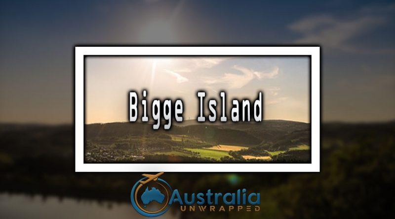 Bigge Island