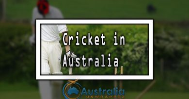 Cricket in Australia
