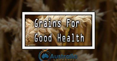 Grains For Good Health