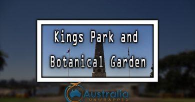 Kings Park and Botanical Garden