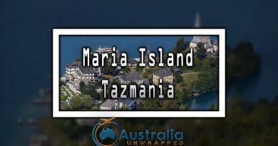 Maria Island - Tazmania