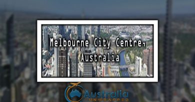 Melbourne City Centre,