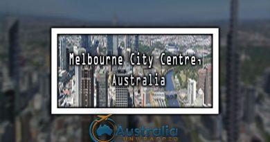 Melbourne City Centre,