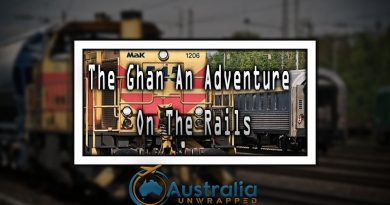 The Ghan an adventure on the rails