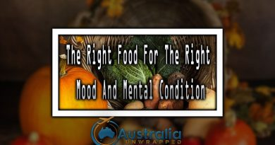 The Right Food For The Right Mood And Mental Condition