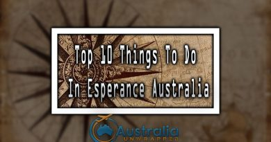 Top 10 Things To Do In Esperance Australia