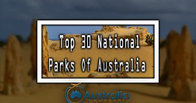 Top 30 National Parks Of Australia