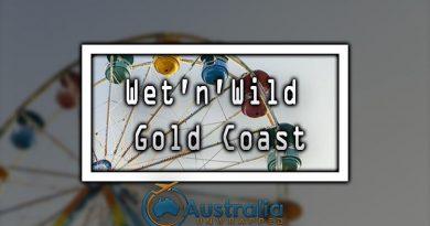 Wet'n'Wild Gold Coast