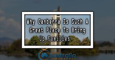 Why Canberra Is Such A Great Place To Bring Up Families