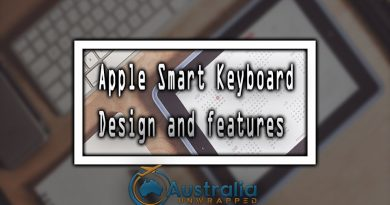 Apple Smart Keyboard Design and features