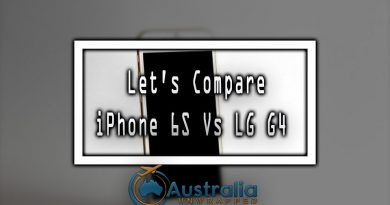 Let's Compare iPhone 6S Vs LG G4
