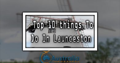 Top 10 things To Do In Launceston