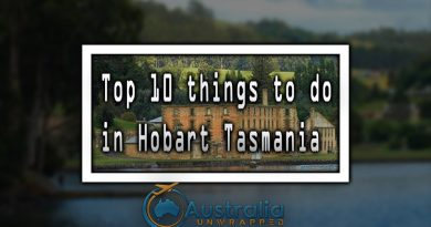 Top 10 things to do in Hobart Tasmania