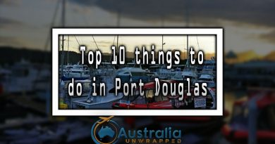 Top 10 things to do in Port Douglas