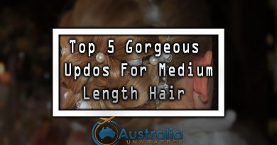 Top 5 Gorgeous Updos For Medium Length Hair