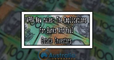 APRA New rules; The Implications For Banks And Real Estate Investors