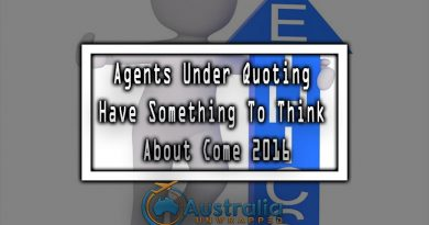 Agents Under Quoting Have Something To Think About Come 2016