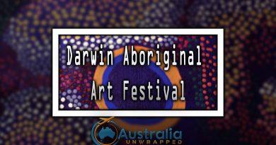 Darwin Aboriginal Art Festival