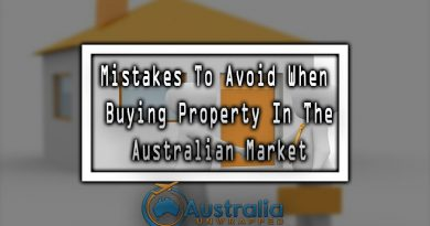 Mistakes To Avoid When Buying Property In The Australian Market