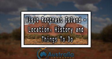 Visit Red Centre, Australia