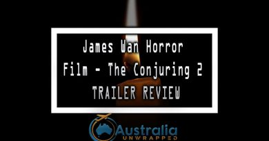 James Wan Horror Film - The Conjuring 2 TRAILER REVIEW