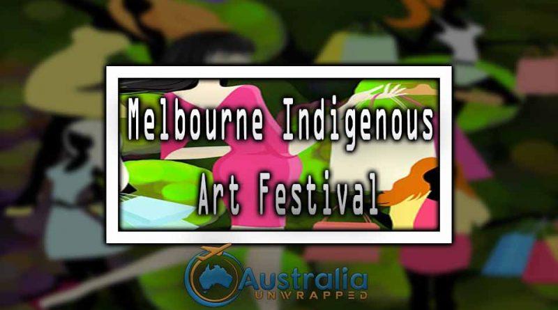 Melbourne Indigenous Art Festival