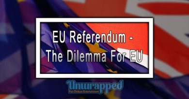 EU Referendum - The Dilemma For EU