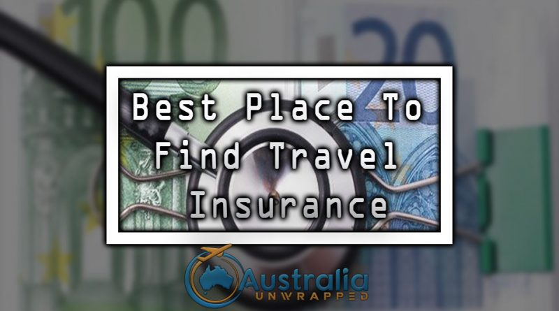 Best place to find travel insurance - Insure yourself ...