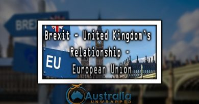Brexit - United Kingdom's Relationship – European Union