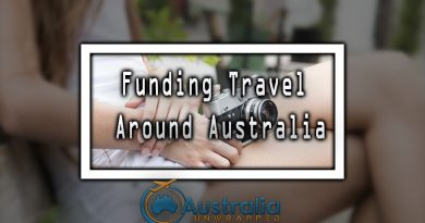 Funding Travel Around Australia