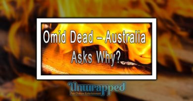 Omid Dead – Australia Asks Why