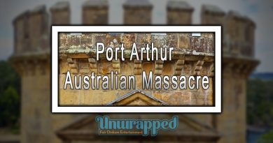 Port Arthur Australian Massacre