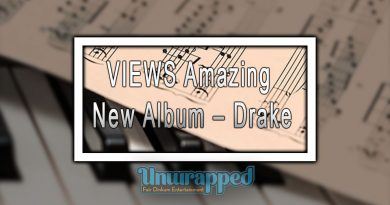 VIEWS Amazing New Album – Drake