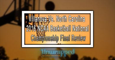 Villanova Vs. North Carolina 2016 NCAA Basketball National Championship Final Review