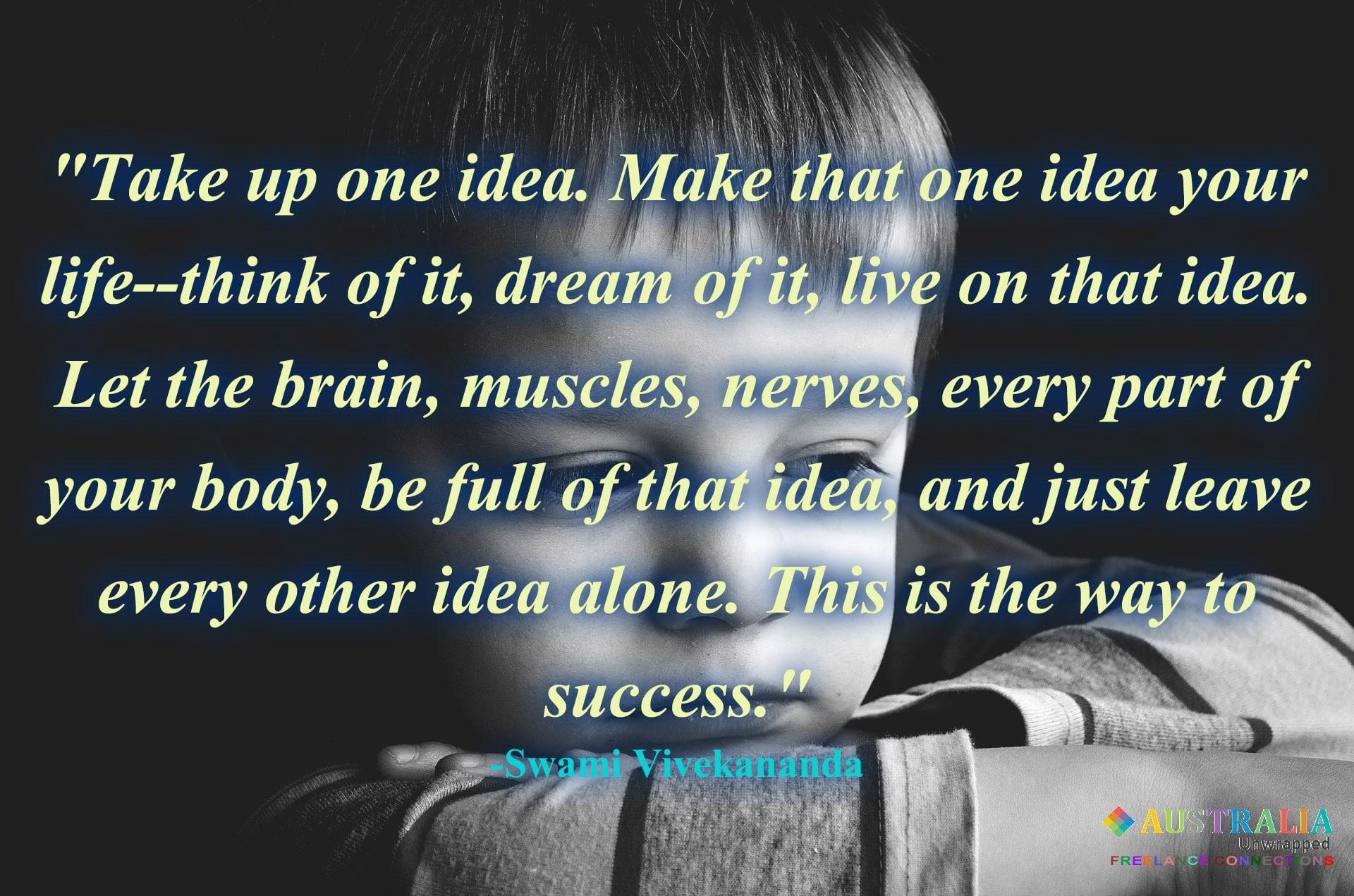Way to success - inspirational life quotes