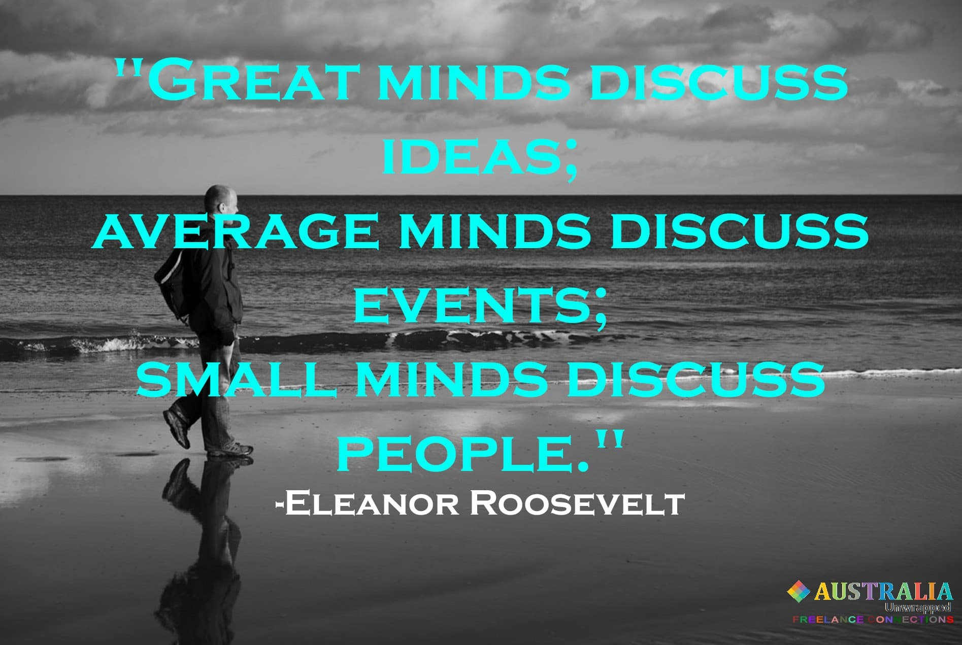 Great minds vs small minds life quotes inspirational