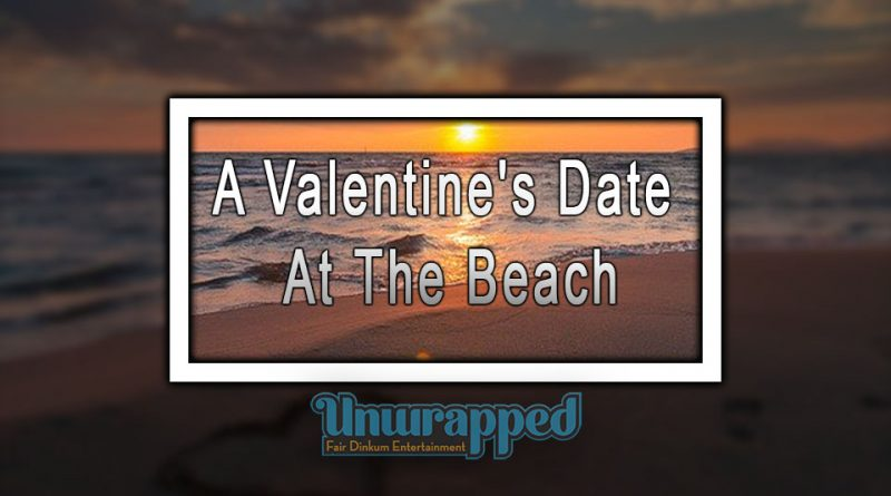 A Valentine's Date at the Beach