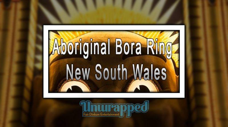Aboriginal Bora Ring - New South Wales