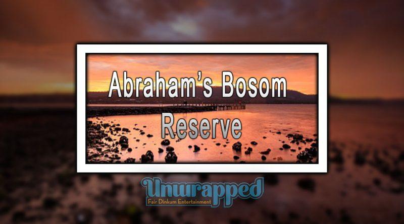Abraham's Bosom Reserve