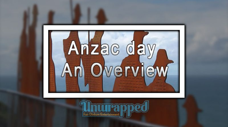 Anzac day – An Overview