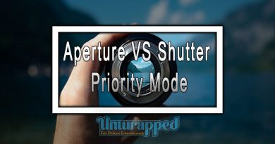 Aperture VS Shutter Priority Mode