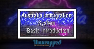 Australia Immigration System - Basic Introduction