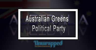 Australian Greens - Political Party
