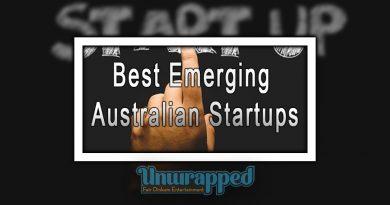 Best Emerging Australian Startups